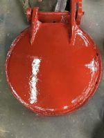 铸铁圆形pai门