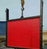 双向制水铸铁闸门