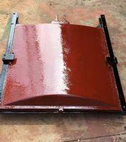 铸铁镶tong方闸门